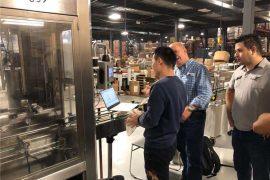 Μηχανήματα εγκατάστασης μετά την πώληση