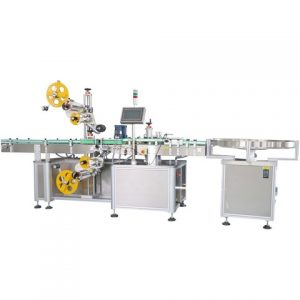 Glass Bottle Double Sides Labeling Machine