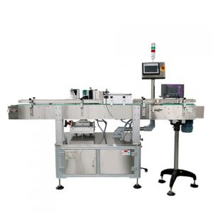 Labeling Machine And Bottles