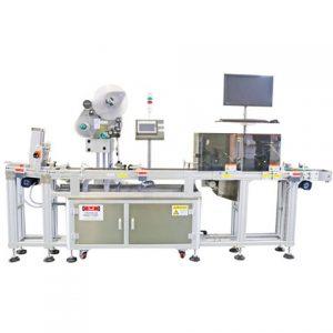 Zebra Printing Labeling Machine