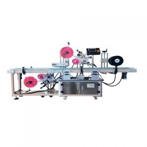 Linear Bottle Self Adhesive Labeling Machines Manufacturing 2000bph