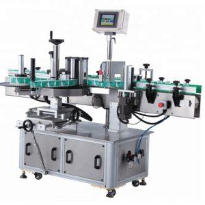 Μηχανή ετικετών αυτοκόλλητων τετραγώνων δοχείων