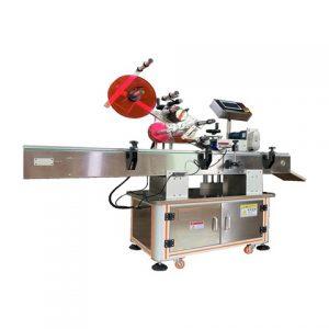 Πλήρης αυτόματη μηχανή ετικετών σακουλών ζυμαρικών