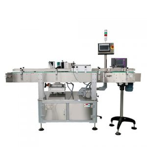 Labeling Machine With Printer Device