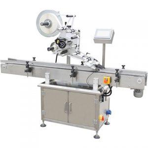 Αυτόματη μηχανή διπλής όψης με επίπεδη σήμανση για βάζα