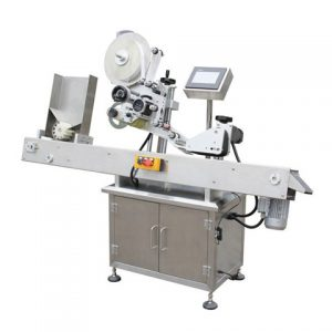 Round Bottles Fully Automatic Sticker Labeling Machine