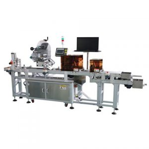Double Side Labeler