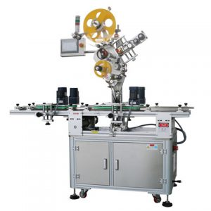 Price Fix Position Spray Aerosol Can Labeling Machine