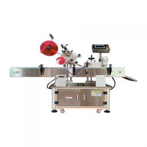 Αυτόματη μηχανή σήμανσης σακούλας βουτύρου με σίτιση