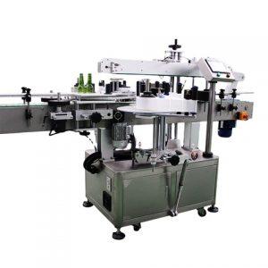 Πλήρης αυτόματη μηχανή επισήμανσης επιφάνειας εργασίας για στρογγυλό μπουκάλι