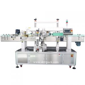 Full Automatic Plane Multiscale Tag Labeling Machine