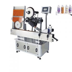 Factory Price Aerosol Spray Can Labeling Machine