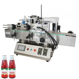 Automatic Labeling Machine Oriented Bottle Touch Screen