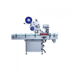 Metal Cans Sticker Labeling Machine