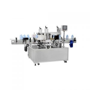 Whosale Plc Ελεγχόμενη μηχανή ετικετών για στρογγυλό μπουκάλι