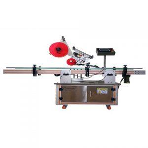 Αυτόματη μηχανή επισήμανσης δοχείων αλουμινίου αλουμινίου