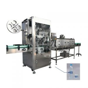 Tabletop Small Vial Labeling Machine