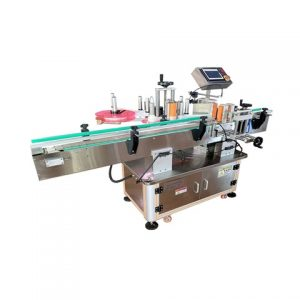 Chinese Automatic Labeling Machine For Battles