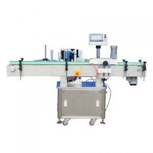 Αποτελεσματική μηχανή σήμανσης αυτοκόλλητων ετικεττών μπουκαλιών ψεκασμού