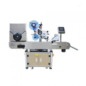 Αυτόματη μηχανή σήμανσης για στρογγυλή φιάλη