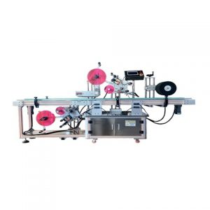 Automatic Corner Tamper Box Labeling Machine