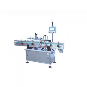 Two Side Labeler Machine For Shampoo Bottle