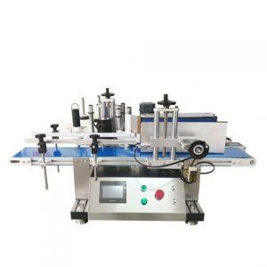 Μηχανή επισήμανσης μπουκαλιών 10ml Μηχάνημα επισήμανσης κραγιόν
