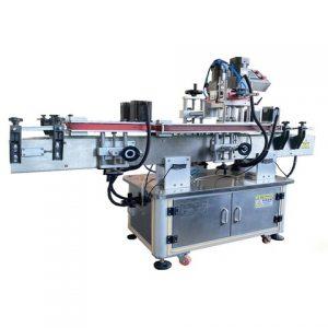 Automatic Cardboard Tube Core Labeling Machine