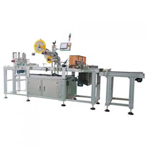 Automatic Egg Box Labeler