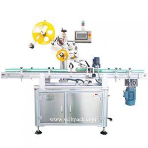 Automatic Mason Jar Labeling Machine
