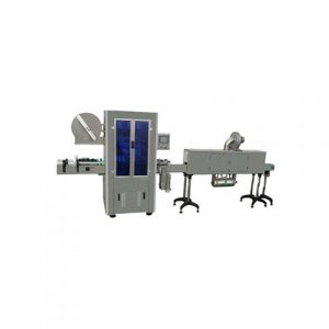 Drink Cup Top Labeling Machine