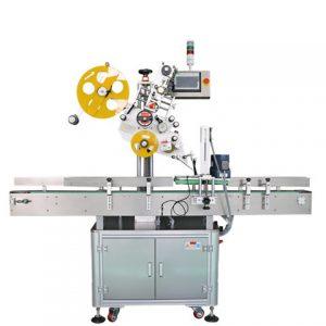 Αυτόματες μηχανές επισήμανσης δοχείων στρογγυλής και τετραγωνικής φιάλης