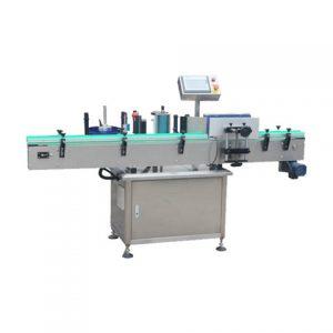 Αυτόματη μηχανή επισήμανσης μπουκαλιών υγρού σαπουνιού