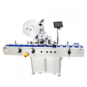 Μηχανή εκτύπωσης ετικετών φροντίδας ζεστής πώλησης